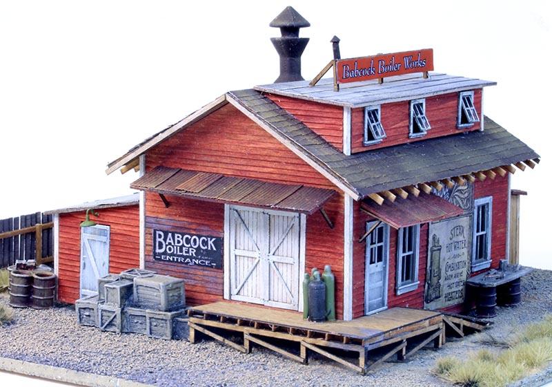 Babcock Boiler Works