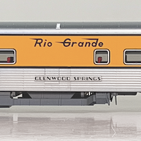 PREVIEW: Rapido's HO Scale Denver & Rio Grande Ski Train