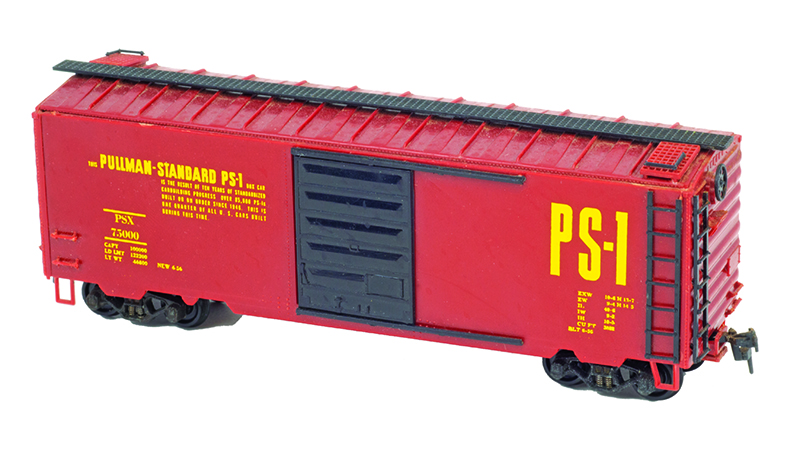 Collector Consist: Buyers Balked at a Better Boxcar