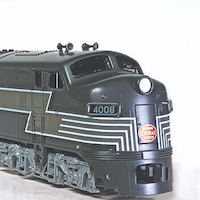 Kato's New York Central 1948 20th Century Limited