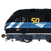Bachmann to Produce Amtrak's 50th Anniversary ALC-42 Charger