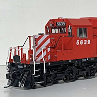 Bowser Releases CP Rail GMD SD40-2 with 'Elephant Ears'
