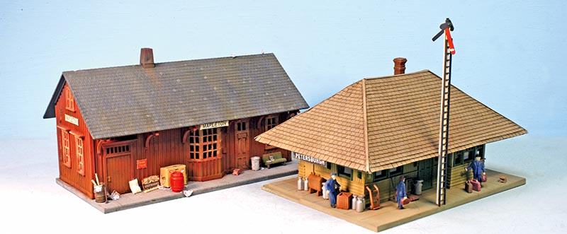 Build New Stations from Classic Kits