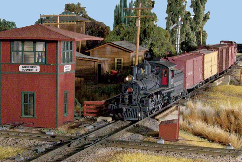 Yosemite Valley Railroad