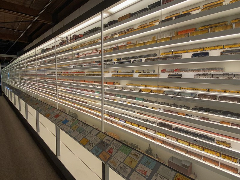 NMRA Opens Model Railroad Exhibit in California