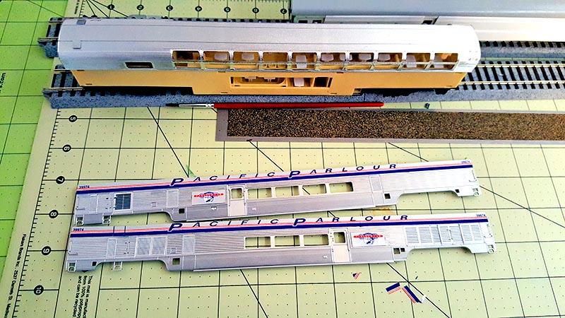 Amtrak Pacific Parlour