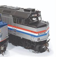 Collector Consist: Amtrak's Iconic F40PH