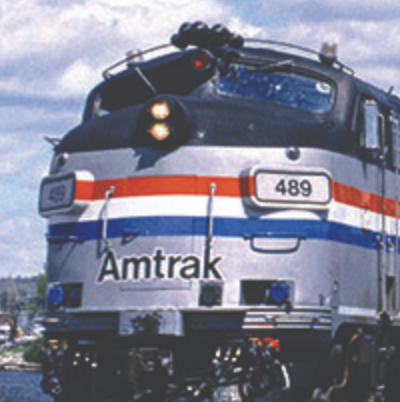 Growing Up With Amtrak