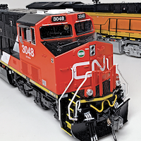 InterMountain Railway General Electric Tier 4 GEVO ET44AC and ET44C4