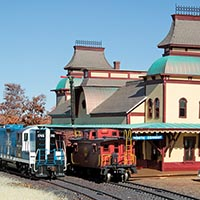 North Conway, New Hampshire: A Model Terminal