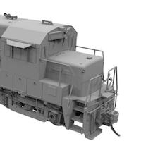 Rapido Announces HO Scale GE U25B