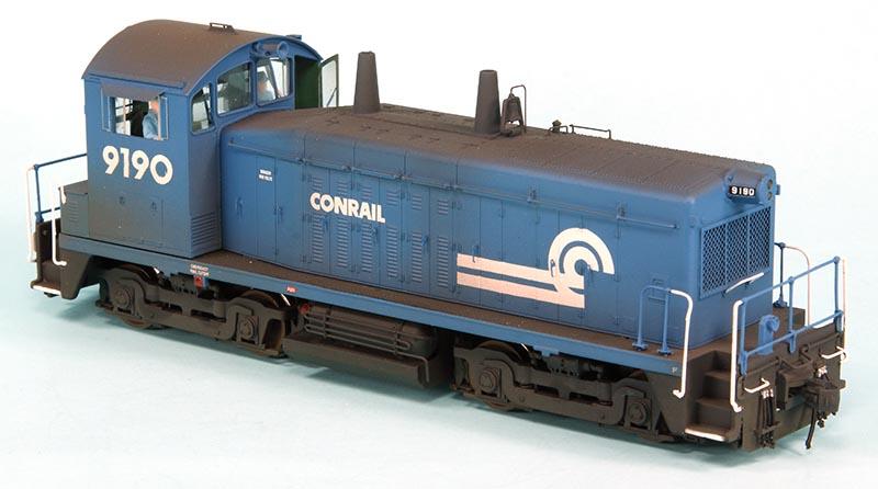 Conrail NW2
