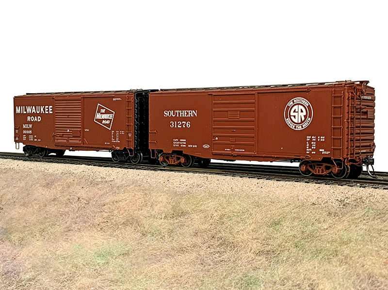 Tangent Scale Models 40-foot Pullman-Standard PS-1 Boxcar