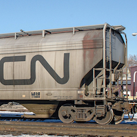 Prairie Shadows to Offer Trenton 5250 Covered Hoppers in HO