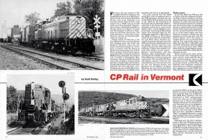 Railfan & Railroad, September 1980