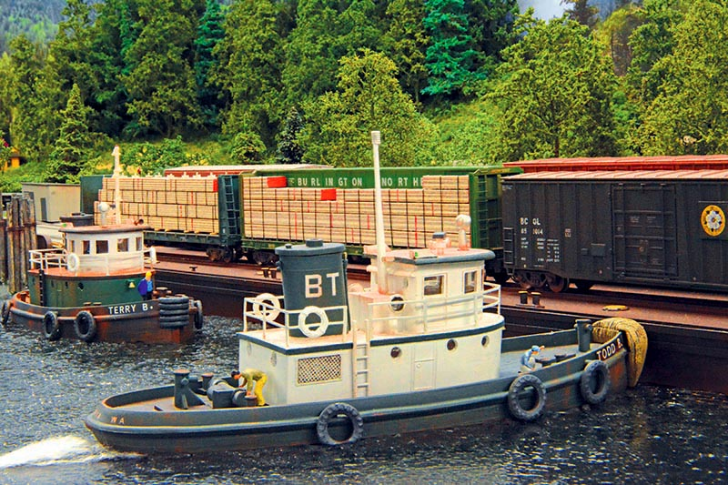 Barge Operations