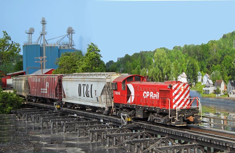 Canadian Pacific in Vermont