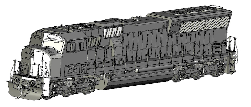 Athearn Offers Sneak Peek of New Products