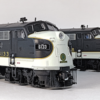 WalthersProto EMD FP7 Locomotive