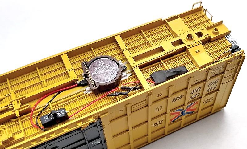 EOT Boxcar