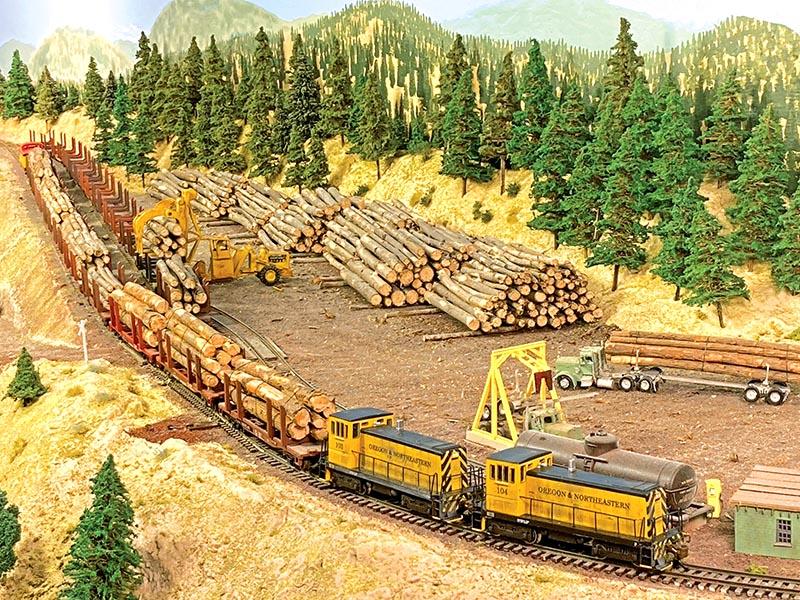 Oregon Joint Line