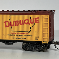 Rapido Releases 37' Meat Reefer in HO Scale
